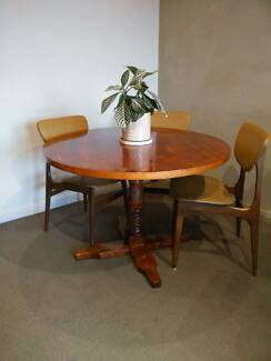Solid Timber Dining Table Woollahra Eastern Suburbs Preview