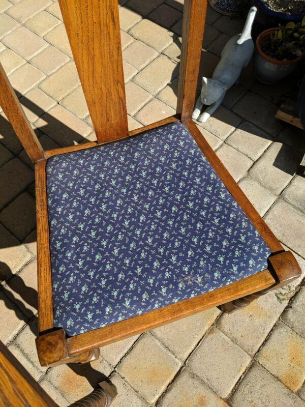 Antique Table & Chair Set