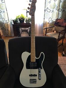 Squier Vintage Modified telebass special