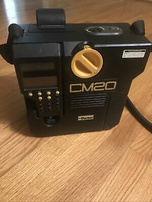 Parker Cm20 Portable Hydraulic Particle Counter Tester For Repair
