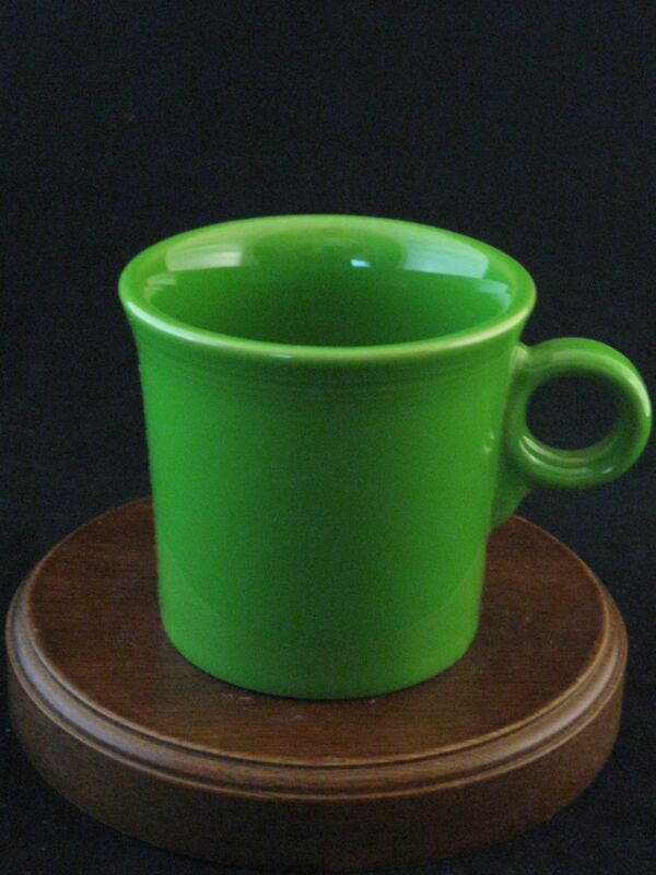 Homer Laughlin Fiesta Ware Green Tea Cup