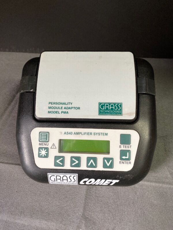 Grass Technologies COMET AS40 Amplifier System + Personality Module Adaptor PMA