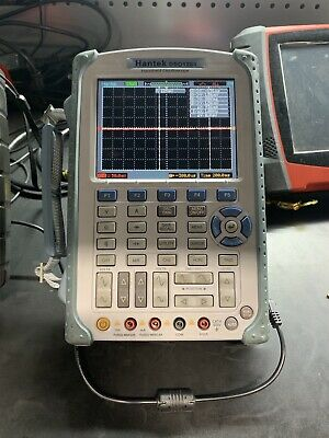Hantek 200mhz Handheld Oscilloscope Scope 2 Channel Automotive Lab Scope