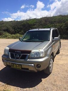 Nissan xtrail 2002 Lake Cathie Port Macquarie City Preview