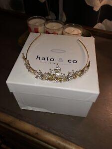 Halo & Co Bridal Tiara