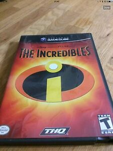 Gamecube the incredible