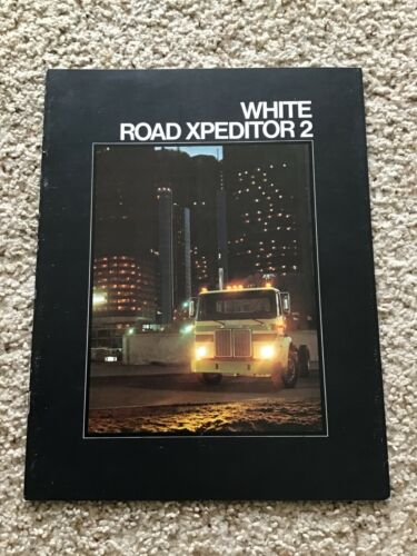1978 White Road Xpenitor 2, Heavy-duty trucks sales catalogue.