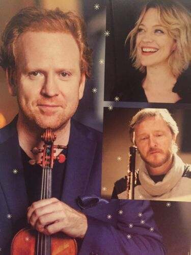 2 x Elbphilharmonie Grosser Saal für ein Wintermärchen ( Weihnachtskonzert )