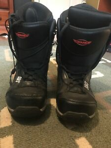 Sims Snowboarding Boots size 9