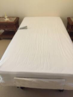 King Single Delux Electric Adjustable Bed Bellbowrie Brisbane North West Preview