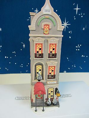 Dept 56 PICKFORD PLACE - Christmas in the City   # 58877   (1018P)