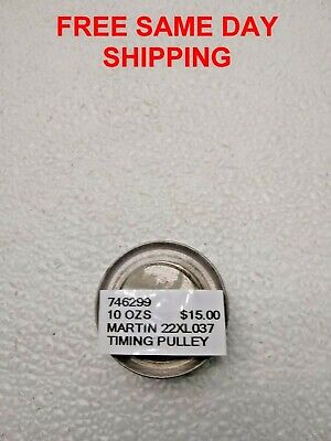 Martin 22xl037 Timing Pulley Item-746299-n3