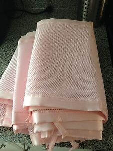 Pink breathable bumpers  London Ontario image 1