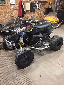 2009 canam ds 450