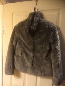Fake fur coat St. John's Newfoundland image 1