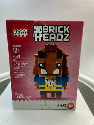 LEGO BrickHeadz Disney Beauty and the Beast Beast 12 # 41596