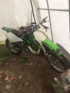 2001 Kawasaki 250kx