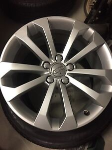 """Audi 18"""" wheels and tyres Indooroopilly Brisbane South West Preview"""