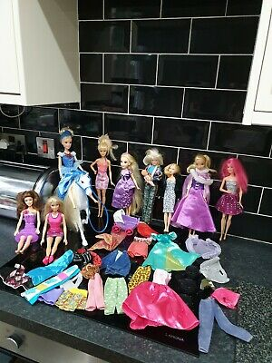 Barbie dolls Bundle