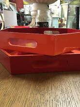 *CLEARANCE LINES* Retro Vita Hexagon Serving Tray Set of 2 Brunswick West Moreland Area Preview