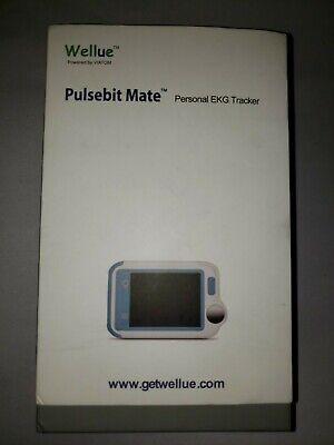 Pulsebit Mate Ecgekg Portable Heart Rate Health Tracker W Pc Software Pb-11