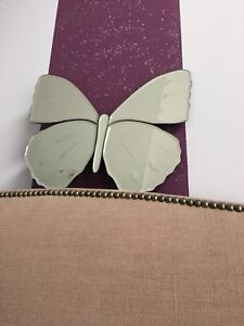 Pottery Barn Butterly mirror