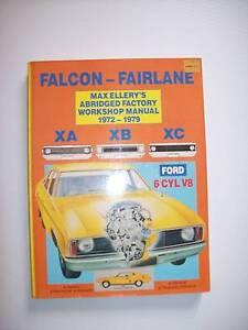 Xc falcon workshop manual gumtree australia free local classifieds fandeluxe Gallery