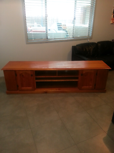 TV ENTERTAINING UNIT Glendenning Blacktown Area Preview
