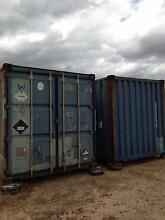 B grade sea containers. Sales/transport. Mandurah Mandurah Area Preview