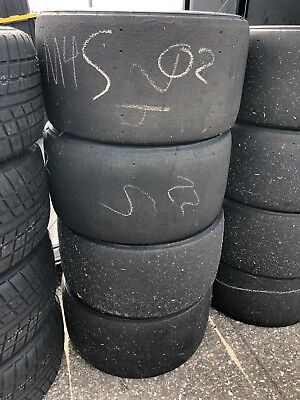 Hankook Ventus Race Slicks Tires 300/660R18 One 30 Minute Race 1 Heat Cycle for sale  Sarasota