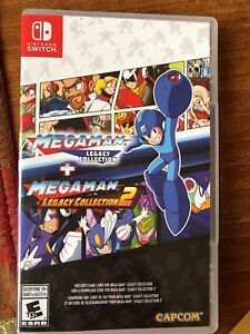 Megaman legacy collection nintendo switch and bayonnetta 2