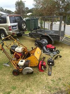 Lawn mowing equipment Wellard Kwinana Area Preview