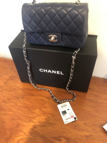 Authentic CHANEL Classic Mini Flap Bag