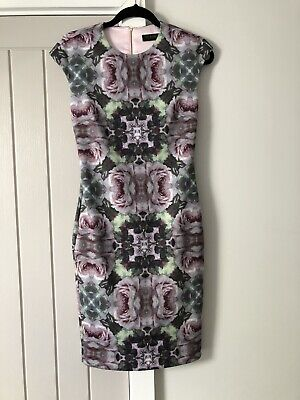 Ted Baker Dress Size 2 New Without Tags