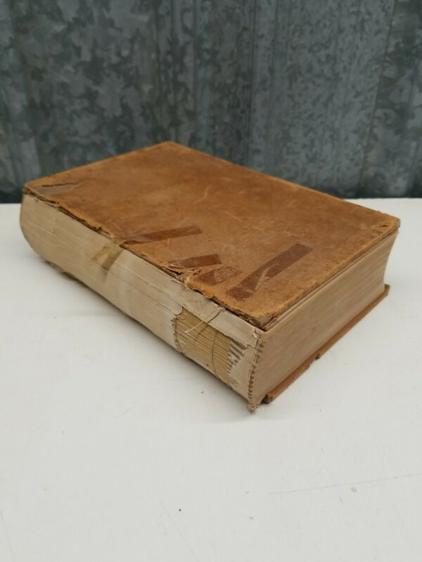 Life And Public Service of Abraham Lincoln 1865 Book