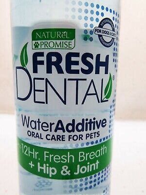 Fresh Dental Water Additive Oral Care Hip Joint Dental Dog Pet Cat Fresh Breath Dental Fresh Dental Care