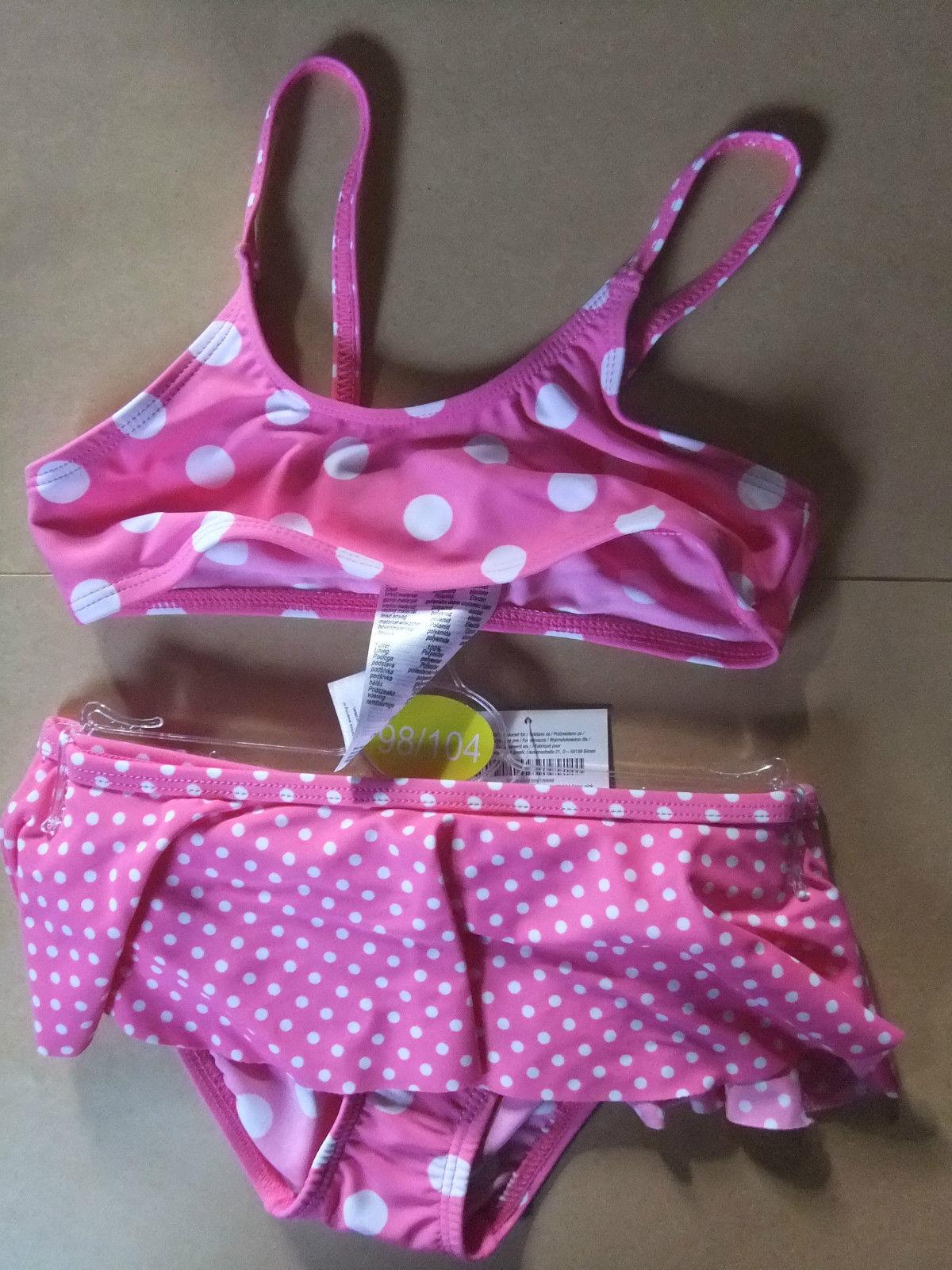 Mädchen Baby Bikini, Badeanzug, Tankini  versch. Gr. und Ausführungen