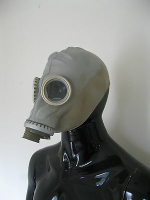 Russian Army Soviet Surplus Gas Mask Cold War Military Surplus Gasmask Rare