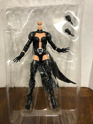 """Emma Frost Body Exclusive Marvel legends for 6"""" Action Figure X-Men Series Loose"""