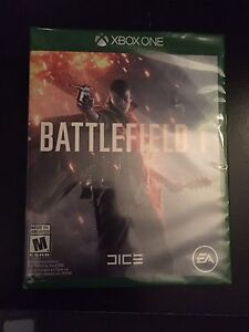 Brand New Sealed Battlefield 1 for Xbox 1