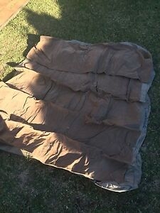 queen camping airbed, stackable chairs, hoover carpet shampoo Glenmore Park Penrith Area Preview