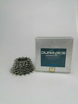 Shimano Dura-Ace CS-7400-8 Speed New Uniglide Cassette 12-20T vintage NOS