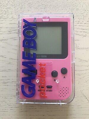 Gameboy Pocket Neuve Scellée Nintendo / New Sealed Nintendo GAMEBOY POCKET