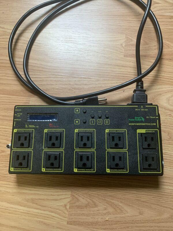 10plug Web Power Switch