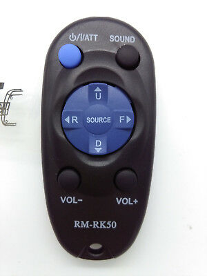 New RM-RK50 Remote Control for JVC Car Stereo KD-SX780 KD-SX8250 KD-SX8350