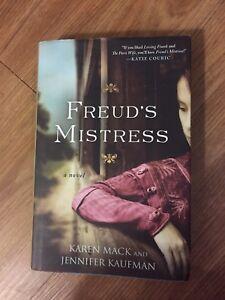 Book - Freud's Mistress