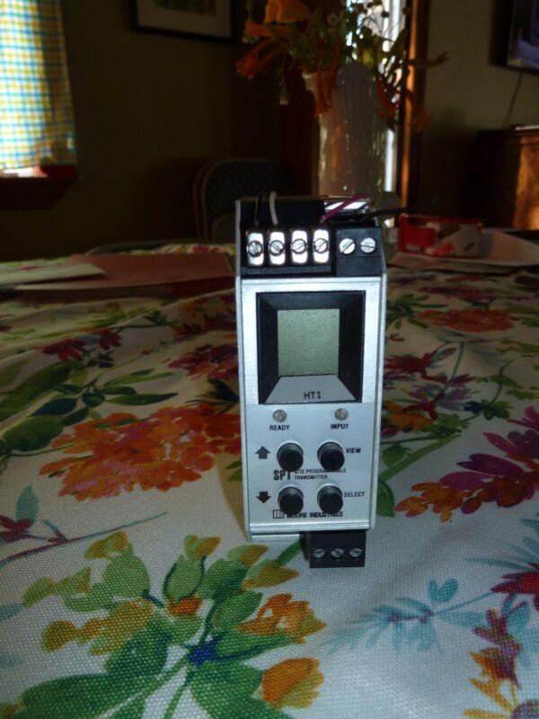 Moore Industries SPT/TPRG/PRG/U Temperature Transmitter 300VDC-260VACMAX 3W