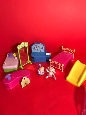 Doc Mcstuffins Clinic (Doc McStuffins Clinic Doll House 2 figures furniture & accessories no)