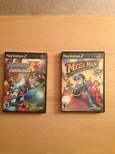 Mega Man Collections PS2
