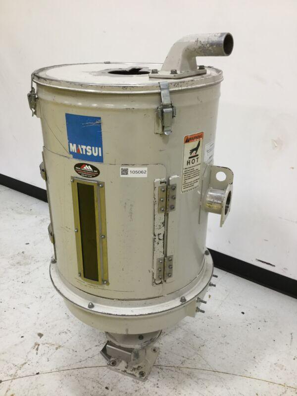 MATSUI Drying Hopper HOP 21X49 Used #105062